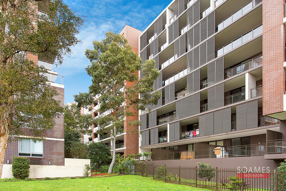 5/18-26 Romsey Street Waitara, 2077 Sold 1 Bedroom