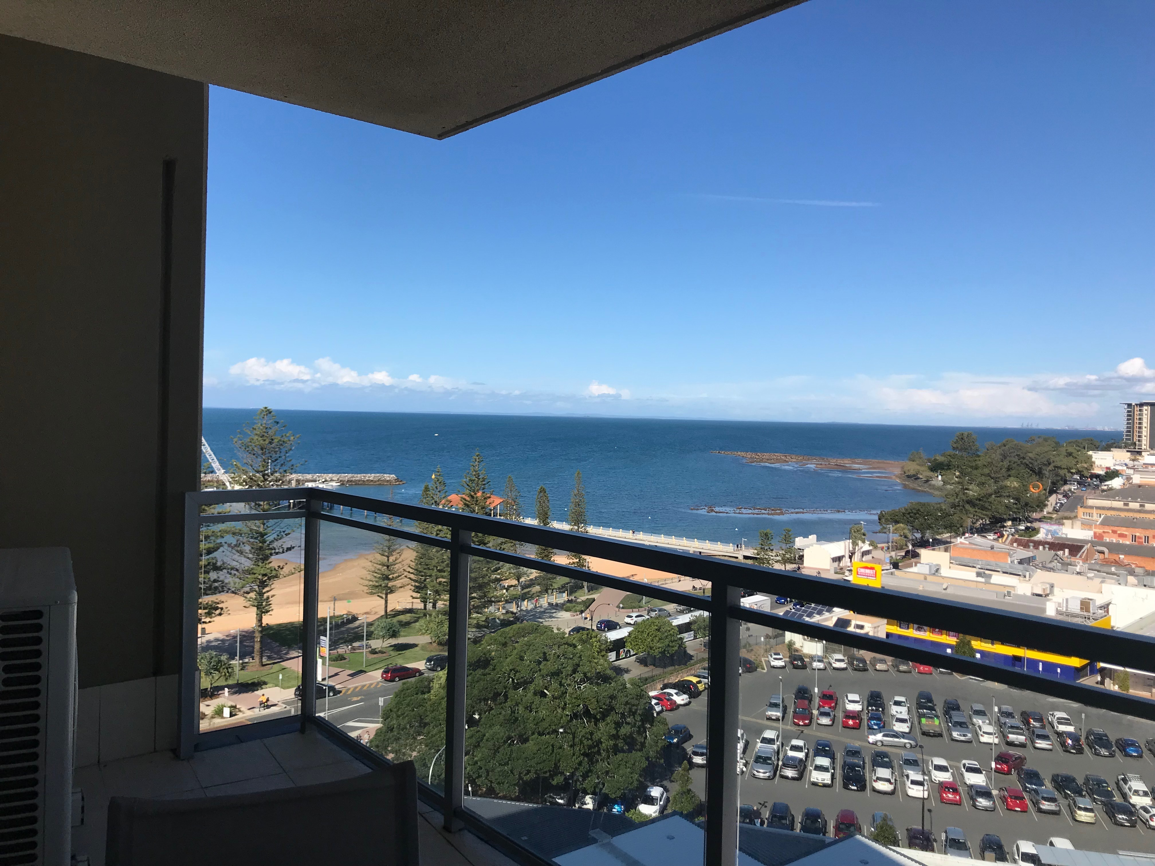 606/185 Redcliffe Pde Redcliffe, 4020 1 Bedroom Unit for
