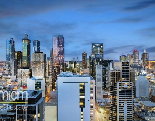 3405/350 WILLIAM STREET, MELBOURNE, 3000